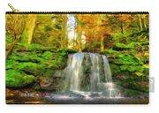 Nature Landscape Graphics Carry-all Pouch