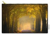 Nature Landscape Wall Art Carry-all Pouch