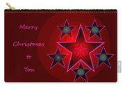 1339 Merry Christmas To You 2018 Carry-all Pouch