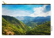 Landscape Nature Art Carry-all Pouch