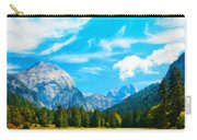 Nature Landscape Jobs Carry-all Pouch