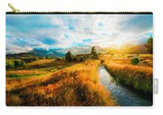 Nature Landscape Light Carry-all Pouch