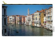 1399 Venice Grand Canal Carry-all Pouch