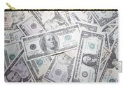 American Banknotes Carry-all Pouch
