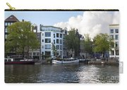 Canals Of Amsterdam Carry-all Pouch
