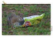 14- Chip Lovin' Squirrel Carry-all Pouch