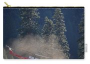 Climber Rescue Operation In Yosemite Carry-all Pouch