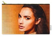 Gal Gadot Carry-all Pouch