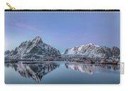 Reine, Lofoten - Norway Carry-all Pouch