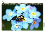 14 Spot Ladybird Carry-all Pouch