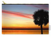 Sunrise / Sunset / Indian River Carry-all Pouch