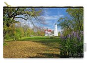 1406 North Point Lighthouse Carry-all Pouch