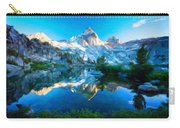 Nature Landscape Work Carry-all Pouch
