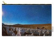 Nature Scenery Oil Paintings On Canvas Carry-all Pouch