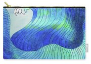 141 - Waves Carry-all Pouch