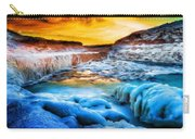 Landscape Nature Drawing Carry-all Pouch