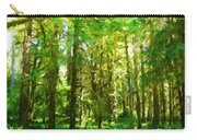 Nature Landscape Illumination Carry-all Pouch