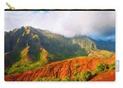 Landscape Paintings Nature Carry-all Pouch