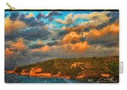 Nature Landscape Oil Painting Carry-all Pouch
