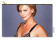 1491 Celebrity Charlize Theron  Carry-all Pouch