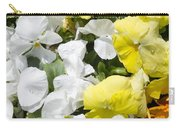 ,, Flowers ,, Carry-all Pouch
