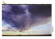 Afternoon Nebraska Thunderstorm Carry-all Pouch