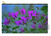 15- Bougainvillea Carry-all Pouch