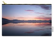 Cerknica Lake At Dawn Carry-all Pouch