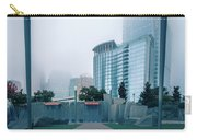 Charlotte North Carolina City Skyline And Downtown Carry-all Pouch