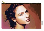 Gal Gadot Print Carry-all Pouch
