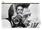 Johnny Cash Collection Carry-all Pouch