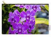 Orchids Kauai Carry-all Pouch