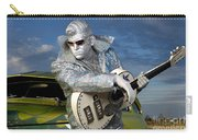 Silver Elvis Carry-all Pouch