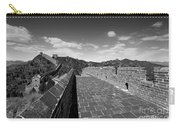 The Great Wall Of China Near Jinshanling Village, Beijing Carry-all Pouch