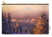 Nature Art Original Landscape Paintings Carry-all Pouch