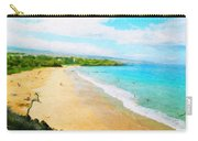 Nature Painted Landscape Carry-all Pouch