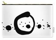 150814ba Zen Doodle Carry-all Pouch
