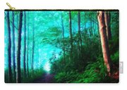 Nature Landscape Oil Carry-all Pouch