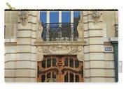 151 Rue De Grenelle Paris Carry-all Pouch