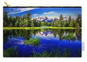 Nature Cool Landscape Carry-all Pouch