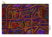 1554 Abstract Thought Carry-all Pouch