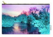 Nature Landscape Illumination Carry-all Pouch