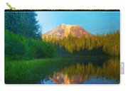 Nature Landscape Paintings Carry-all Pouch
