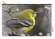 1575 - Pine Warbler Carry-all Pouch