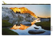 Landscape Oil Painting Nature Carry-all Pouch