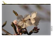 Black Cherry Tree  Carry-all Pouch
