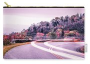 Autumn Season On Blue Ridge Parkway Carry-all Pouch