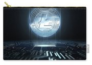 Cryptocurrency And Circuit Board Carry-all Pouch