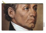 James Monroe (1758-1831) Carry-all Pouch by Granger