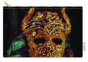 Mask. The Sons Of The Harpy. Fantasy. Carry-all Pouch